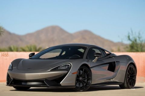 Pre-Owned 2019 McLaren 570S Base