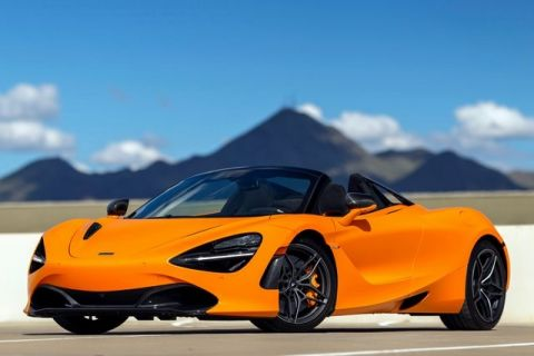 Pre-Owned 2020 McLaren 720S Performance