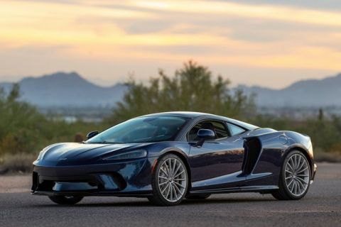 Pre-Owned 2020 McLaren GT Luxury