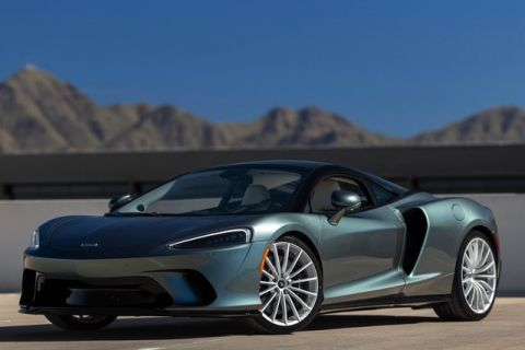 New 2020 McLaren GT Luxury