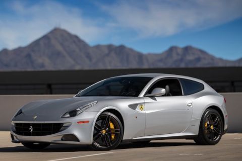 Pre-Owned 2014 Ferrari FF Base